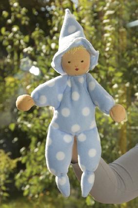 Puppe Schmusewichtel