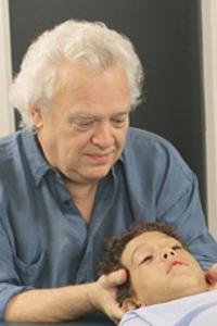 Portrait von Dr. John Upledger